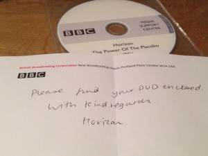 BBC Horizon CD