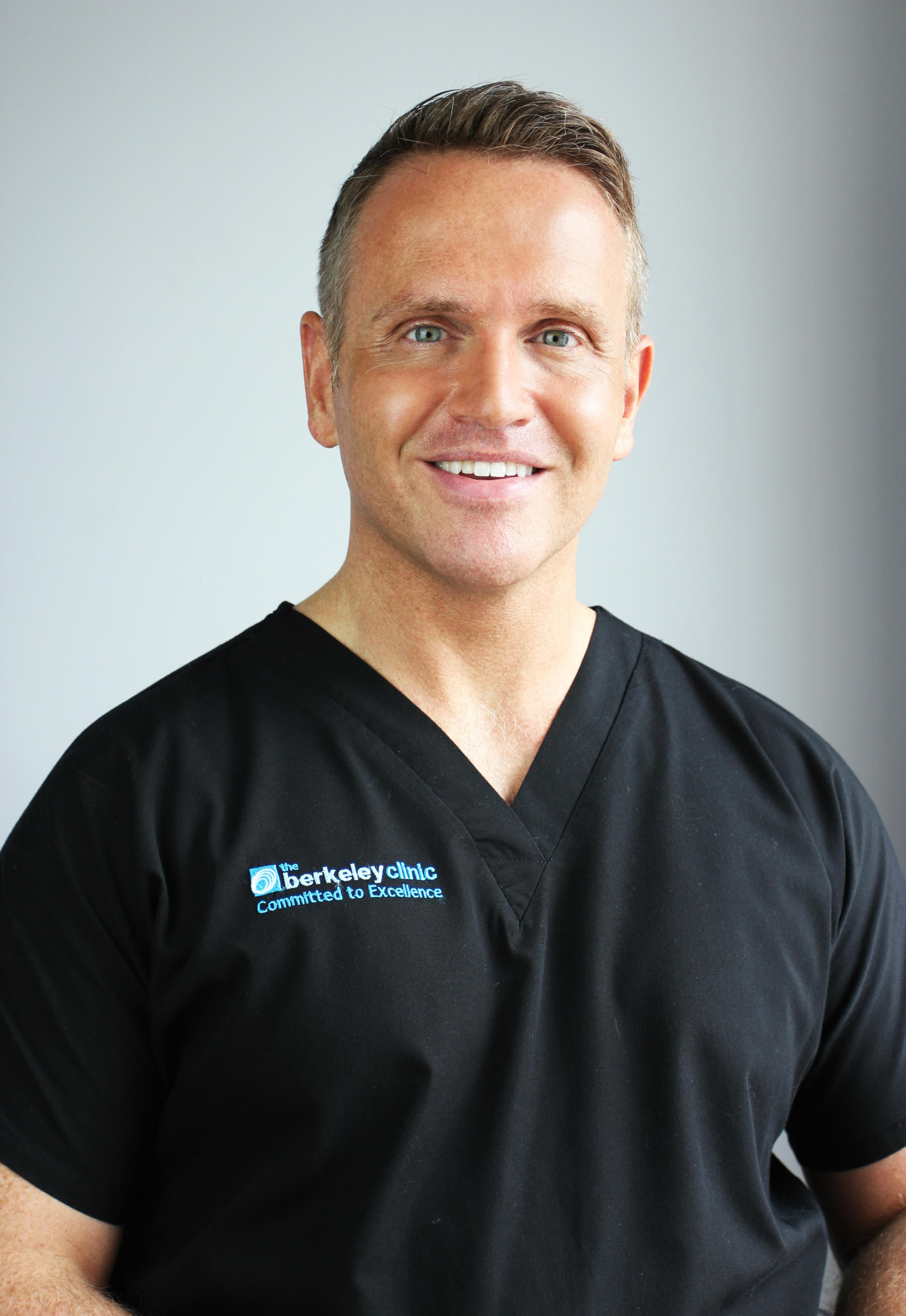 Greig, our top dental implants Glasgow dentist.