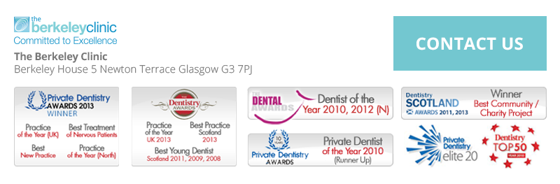 The Berkeley Clinic is an award winning dental implants Glasgow clinic.